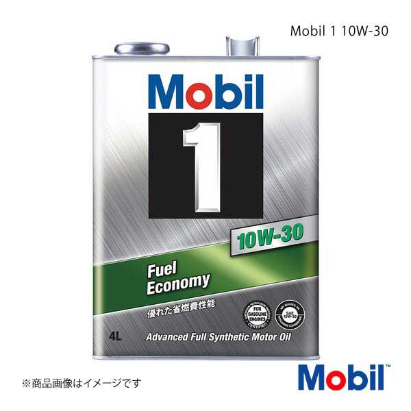 Mobil モービル エンジンオイル Mobil 1 10W-30 4L×6本
