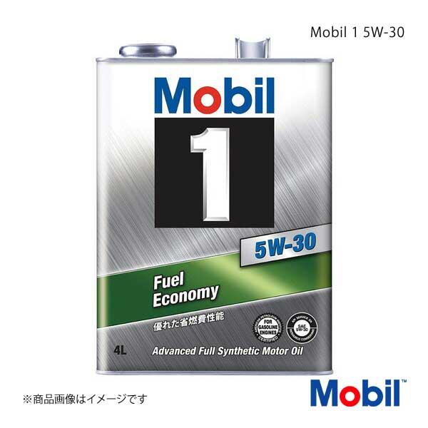 Mobil モービル エンジンオイル Mobil 1 5W-30 4L×6本