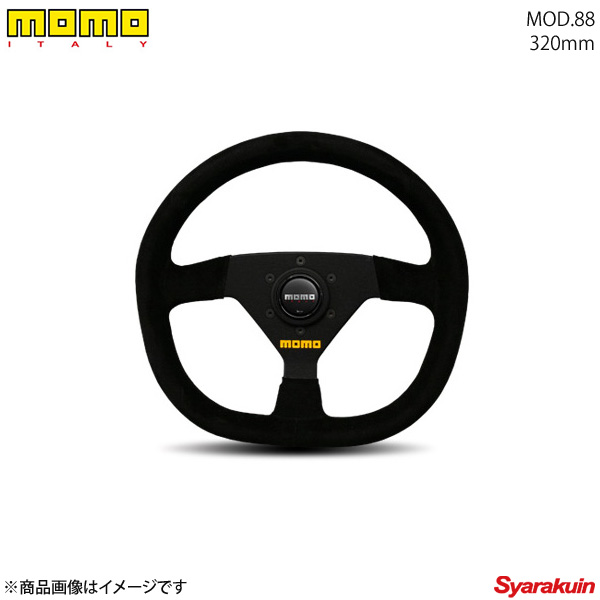 MOMO モモ ステアリング MOD 88 320mm