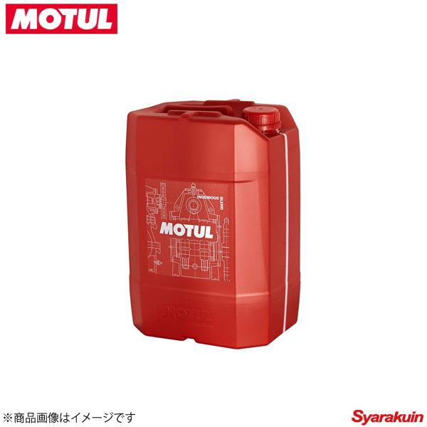 103999 ×1 MOTUL/モチュール ギアオイル/ATオイル MOTYL GEAR モーチルギア 75W80 20L MT/デフ用 ストリート系