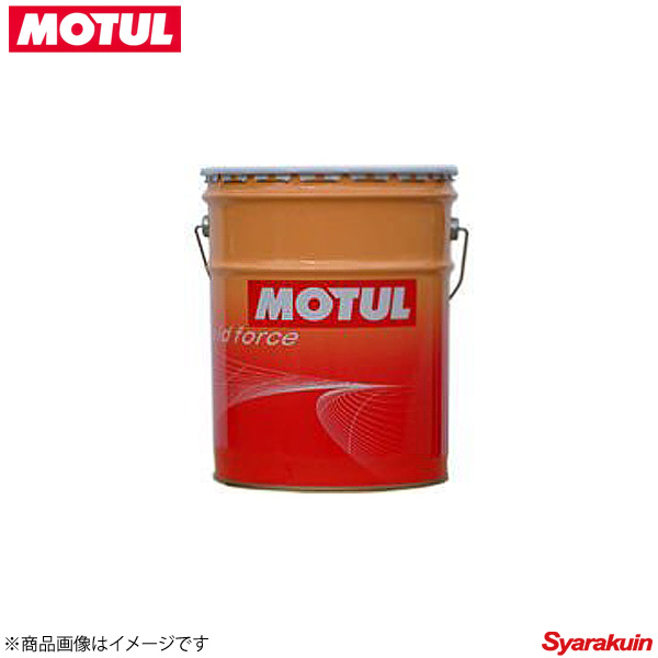 104937 ×1 MOTUL/モチュール ギアオイル/ATオイル HD-X 80W90 20L MT/デフ用 ストリート系