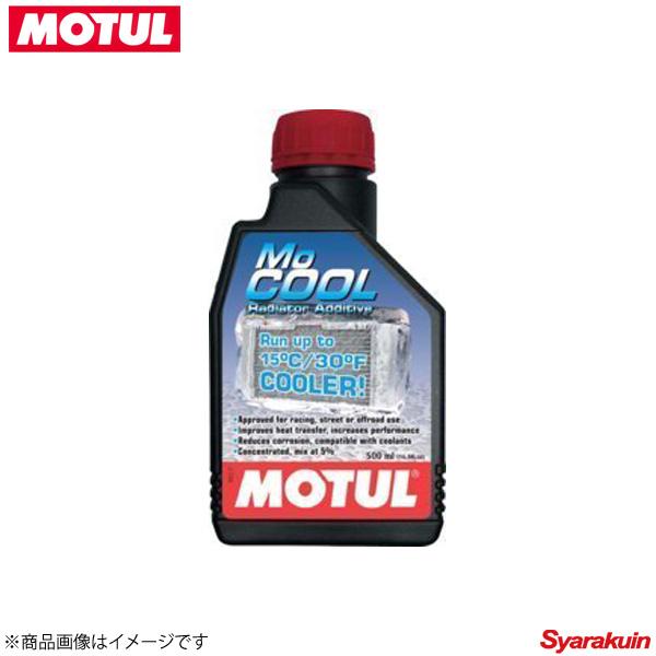 102222 ×12 MOTUL/モチュール メンテナンス MO COOL モクール 12×0.5L ラジエータ冷却剤