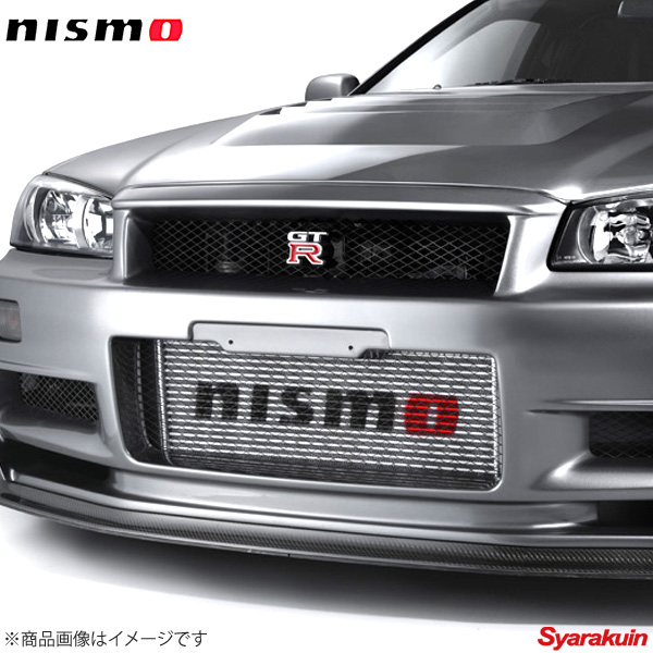 nisumo/NISMO中间冷却环山游览公路GTR BNR34铝制造GTR复版中间冷却冷却14461-RSR47