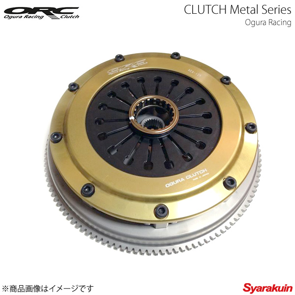 ORC クラッチ ランサーエボリューション9 CT9A Metal Series ORC-659 ツイン 高圧着タイプ ダンパー無ディスク ORC-P659-MB0101
