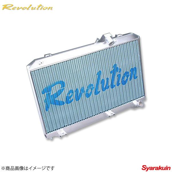 Revolution / レボリューション オールアルミラジエター(Ver.2) RX-8 SE3P RSE3RZ ラジエター