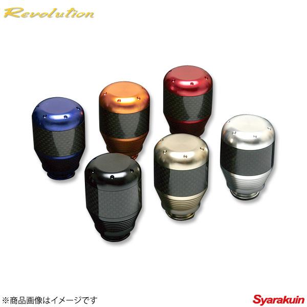 Revolution / レボリューション ドライカーボン シフトノブ(オートマ車用)ポリッシュ 86 ZN6 RZN6DACN シフトノブ