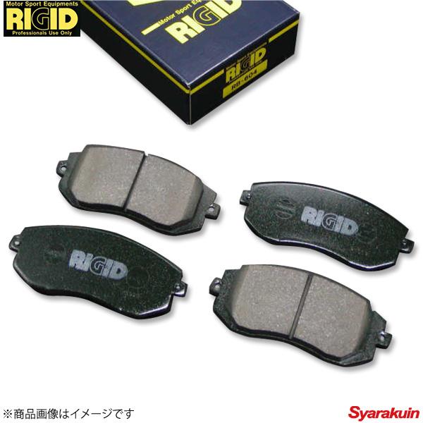 ALPHA RIGID/アルファ リジット ブレーキパッド 素材: SG デミオ DJ5FS リア - RB-3112SG
