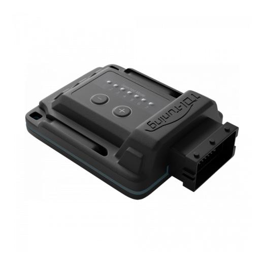 TDIチューニング CRTD4 Petrol Tuning Box ガソリン車用 JAGUAR XF 3.0 プレミアムラグジェアリー 340PS J058C Bluetoothオプション付