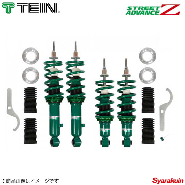 TEIN テイン 車高調 STREET ADVANCE Z 1台分 プレマシー CREW 20S/20C/20F