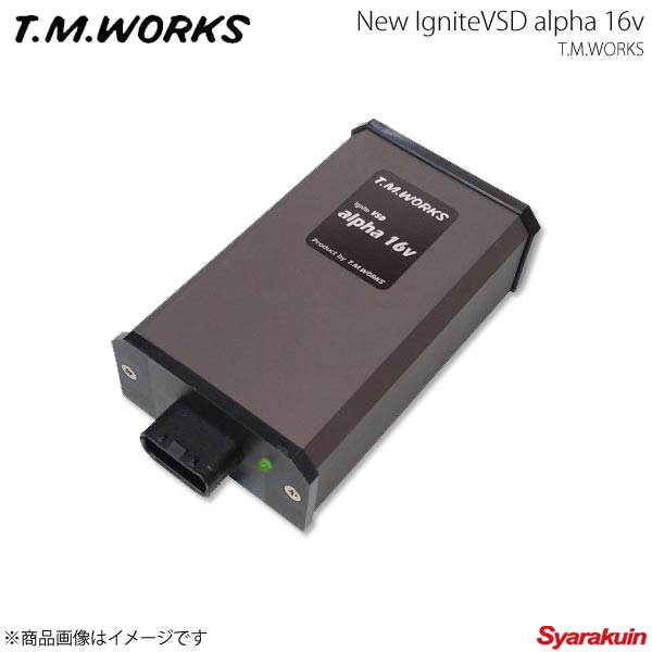 T.M.WORKS ティーエムワークス New IgniteVSD alpha 16v/イグナイトVSDアルファ16v alpha001