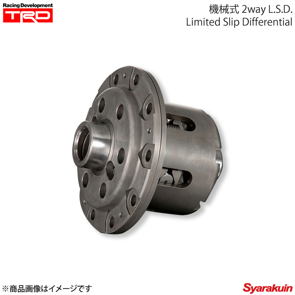 TRD ティー・アール・ディー 機械式 2way L.S.D.?(Limited Slip Differential) 86 ZN6