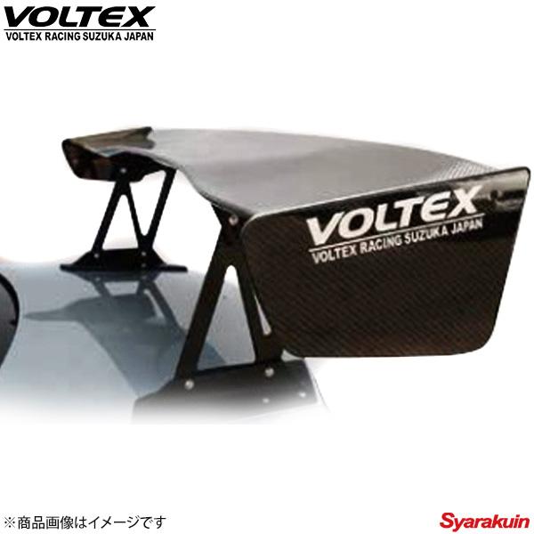 VOLTEX / ボルテックス GTウイング Type4 ウエット カーボン 1500mm × 275mm × 225mm エンドプレート:タイプA リアスポイラー ウイング