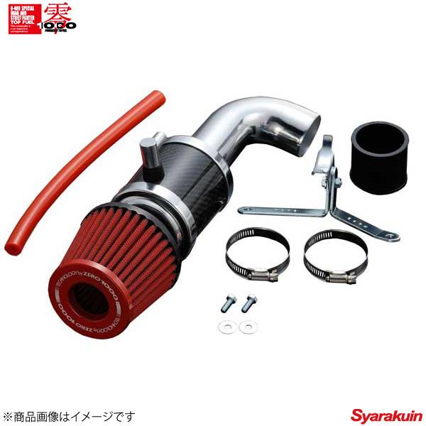 零1000 ゼロセン POWER CHAMBER for K-Car スーパーレッド タント CBA-L350S パワーチャンバー インテークシステム