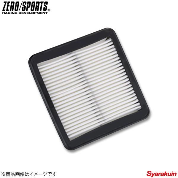 ZEROSPORTS/ゼロスポーツ N1エアクリーナー レガシィB4 BL5 エアフィルター 吸気効率向上 エアクリ 0411002