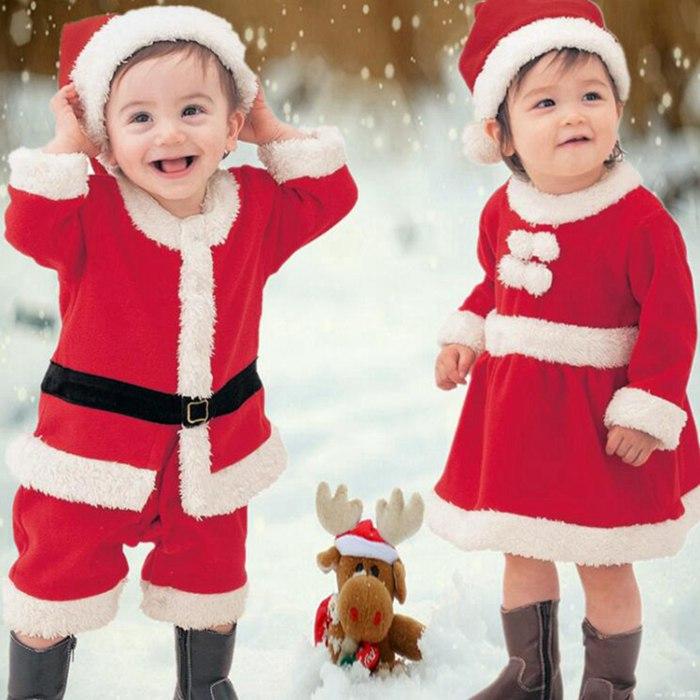 サンタ コスプレ サンタクロース コスチューム 衣装  サンタ コスプレ サンタクロース コスチューム 衣装 キッズ こども用 赤ちゃん 子供用 クリスマス パーティー 80cm~120cm対応 プレゼントに 安い かわいい メール便限定、代金引換不可