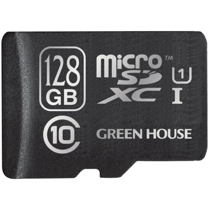 GH-SDMRXCUB128G 人気ブランド多数対象 128GB 春の新作続々 グリーンハウス SDカード