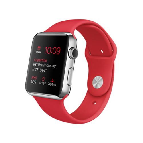 MLLE2J/A [(PRODUCT)REDスポーツバンド] APPLE Apple Watch 42mm スマートウォッチ
