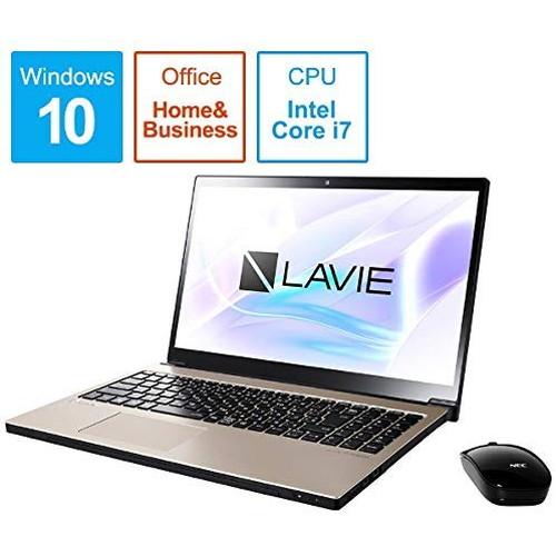 PC-NX750NAG [クレストゴールド] NEC LAVIE Note NEXT NX750/NAG Windowsノートパソコン