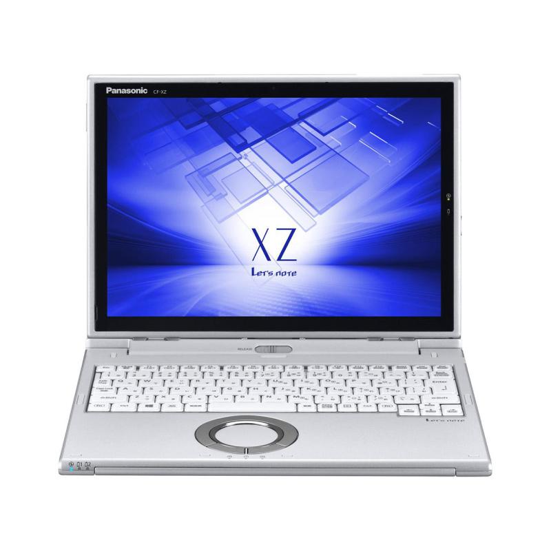 CF-XZ6RD2VS パナソニック Let's XZ6 人気ブランド多数対象 低廉 Windowsノート note