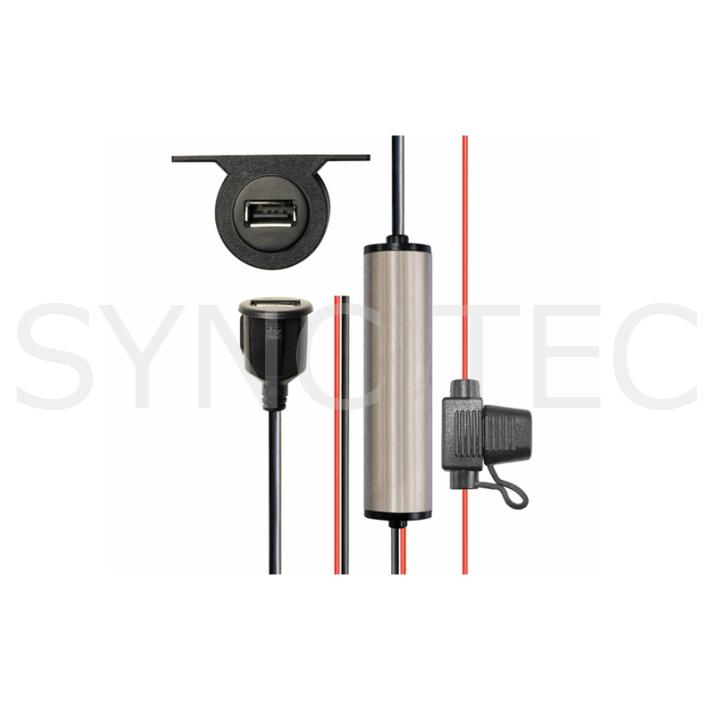 iSimple IS4324 メーカー公式ショップ 2.4A 充電用 USBポート サービス ismiple is4324 89