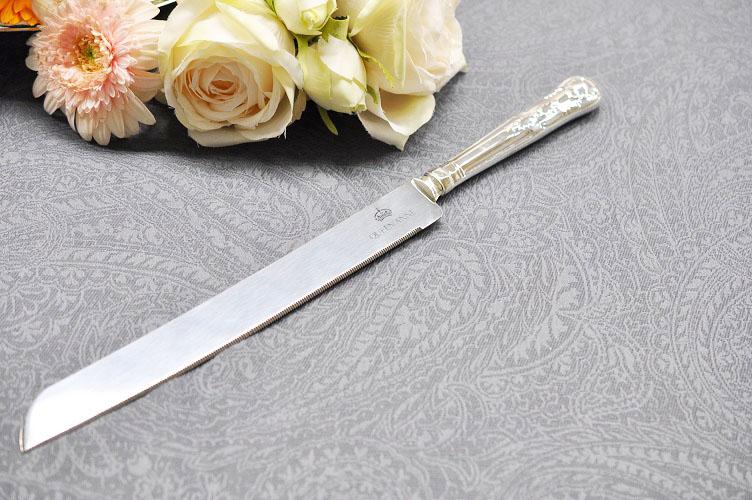 银面包刀面包刀汉英国安妮女王表厨房用具