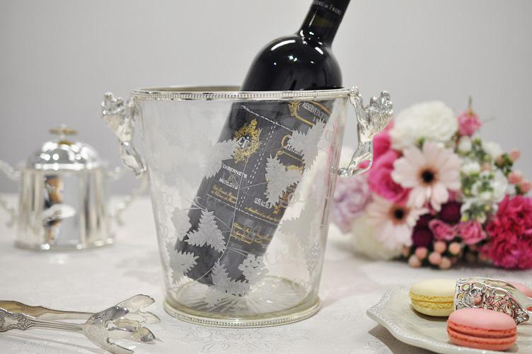 シャンパンク-ラ- ワインクーラー おしゃれ イタリア製 Royal Family ロイヤルファミリー テーブル キッチン雑貨 ワイン シャンパン