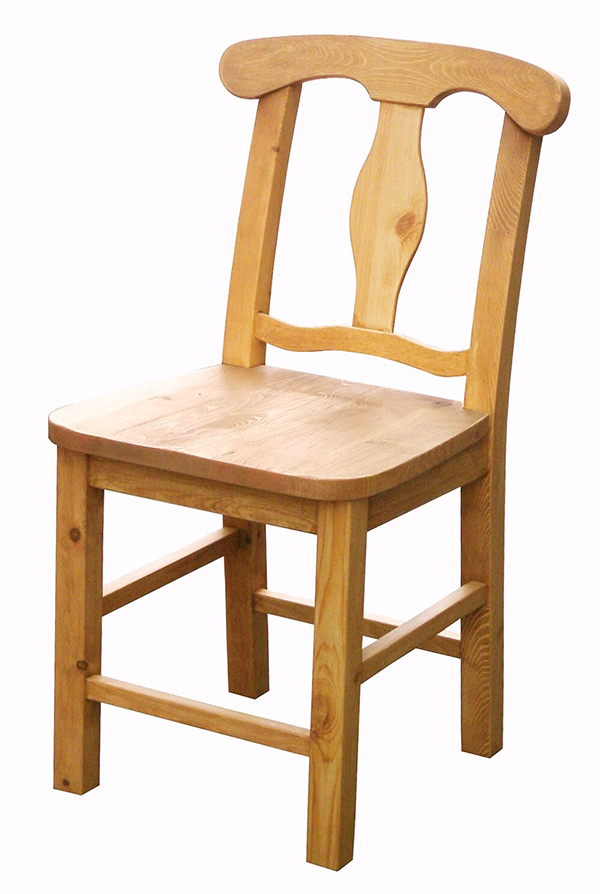 送料無料 パイン材 ダイニングチェアー 2脚セット 木製 無垢材 ナチュラル カントリー 北欧 かわいい デザインチェア 食卓椅子 いす イス おしゃれ
