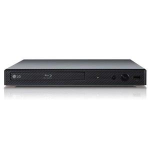 BP250 ブルーレイ/DVDプレーヤー 5点セット