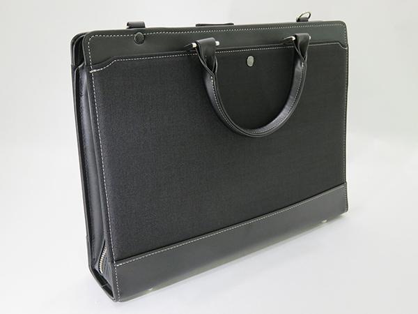 2本手ビジネスバッグ シングルタイプ 豊岡 日本製 軽量 撥水 ショルダー ビジネス 鞄 ブリーフケース PC タブレット メンズ ビジネスバッグ 紳士 シンプル 高級感 贈り物 父の日