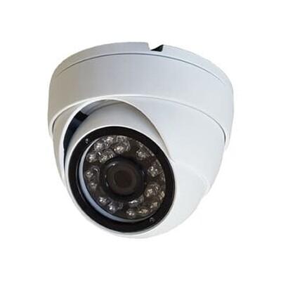 フルハイビジョン高画質防水ドーム型AHDカメラ 200万画素CMOSセンサー搭載 屋外用 MTD-W308AHD
