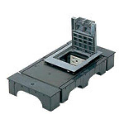 インナーコンセント 標準型 角1型 接地2Pダブルコンセント 樹脂製 15A 125V NE31650K