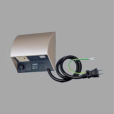 スマート電子EEスイッチ付フル接地防水コンセント タイマ連動コンセント EE45534Q