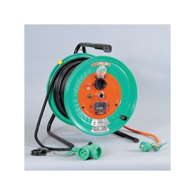 RBW-EK30S 30mタイプ 延長コード型ドラム(びっくリール) 防雨防塵型 屋外型