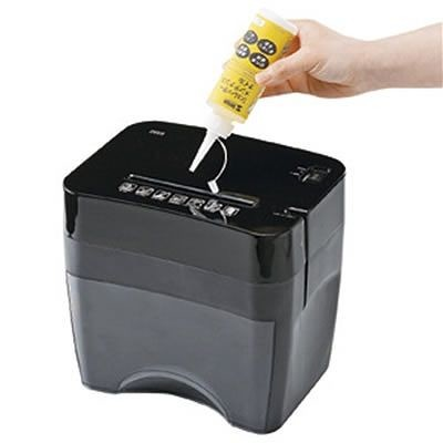 DVD CD投入口など すべての投入口で使用できます サンワサプライ シュレッダーメンテナンスオイル 高級な PSD-CD1 敬老の日 お手入れ 手動式両対応 紙詰まり防止 公式ストア 騒音低減 電動式