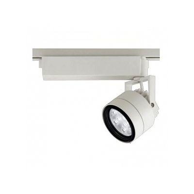 LEDスポットライト HID35Wクラス 温白色3500K 光束1068lm 配光角27° オフホワイト XS256210