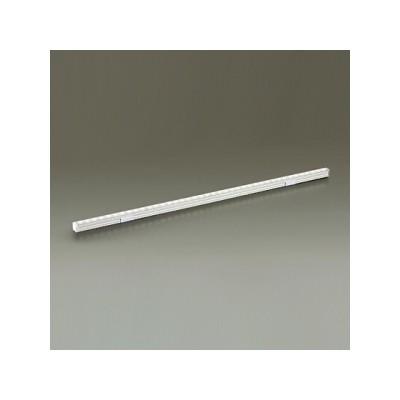 LED間接照明用器具 天井壁(横向)・床付兼用 調光 7W 全長577mm 電球色 ホワイト DSY-4048YT