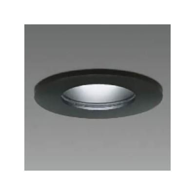 ベースダウンライト 軒下用 ランプ交換型 ランプ付 防雨・防湿形 40W形 電球色 黒 LZW-92357YB