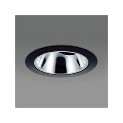 LEDダウンライト 電球色 φ50ダイクロハロゲン75W形65W相当 ユニバーサルタイプ ブラック LZD-92016YBE