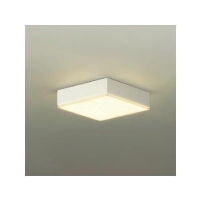 LED小型シーリングライト 60W相当 非調光タイプ 天井付・壁付兼用 電球色タイプ DCL-38744Y