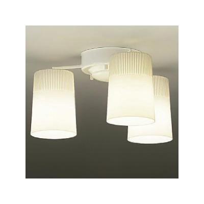 LEDシャンデリア ランプ付 白熱灯60W×3灯相当 非調光タイプ 6.6W×3灯 口金E26 電球色タイプ DCH-38791Y