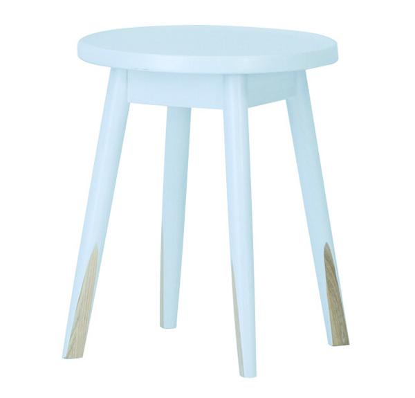 送料無料 スツール ホワイト 1脚 腰掛け いす 椅子 ローチェアー 玄関 寝室 リビング キッチン コンパクト おしゃれ カラフル モダン 北欧 ミッドセンチュリー