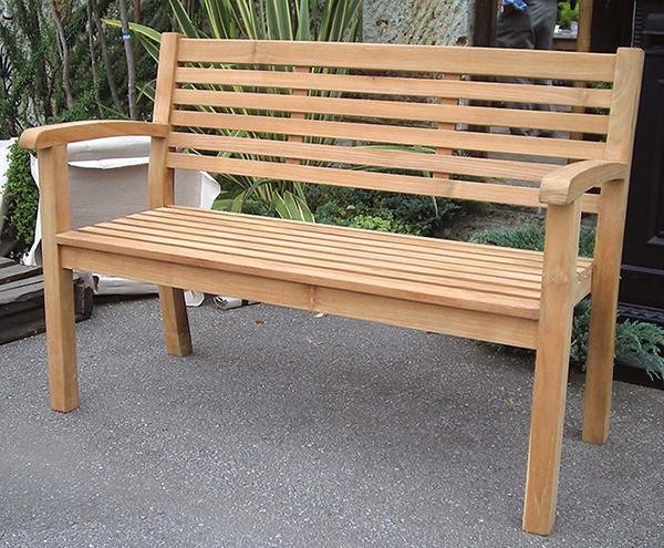 アリシアベンチ 木製 ガーデンチェアー ガーデンベンチ 長椅子 イス チェア チェアー 椅子 おしゃれ アンティーク モダン レトロ