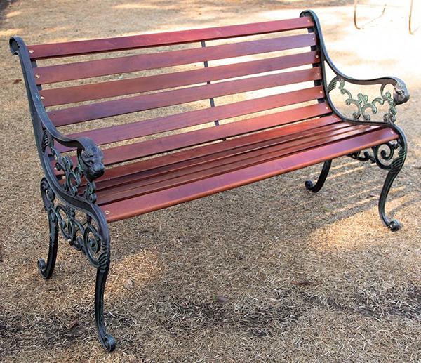 ノーマルベンチ 木製 ガーデンチェアー ガーデンベンチ 長椅子 イス チェア チェアー 椅子 おしゃれ アンティーク モダン レトロ