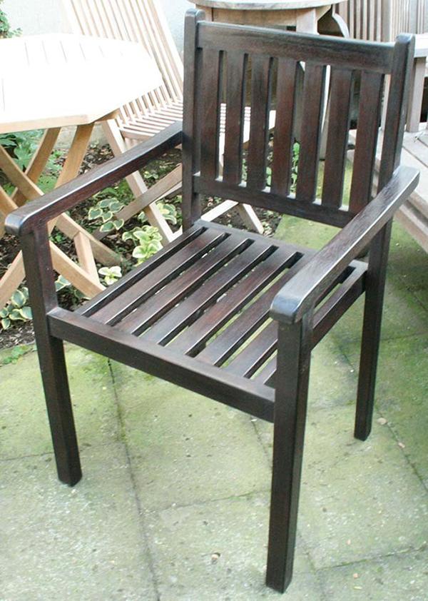 ポピュラーシンプルスタッキングチェア 木製 ダイニングチェアー カフェ 食卓椅子 いす イス リビング おしゃれ モダン レトロ アンティーク