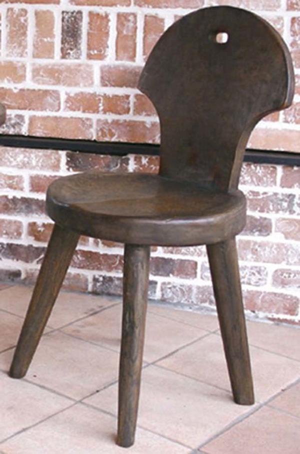 センスチェア 木製 チーク ガーデンチェアー 1人掛け いす 椅子 ひとりがけ チェア テラス カフェ おしゃれ モダン レトロ 高級感