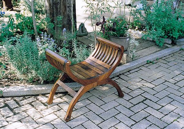 ユーユチェア 木製 チーク ガーデンチェアー 1人掛け いす 椅子 ひとりがけ チェア テラス カフェ おしゃれ モダン レトロ 高級感