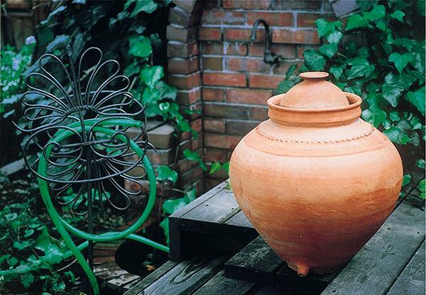 水ガメ 水瓶 ガーデンアクセサリー オーナメント オブジェ インテリア 雑貨 アンティーク おしゃれ