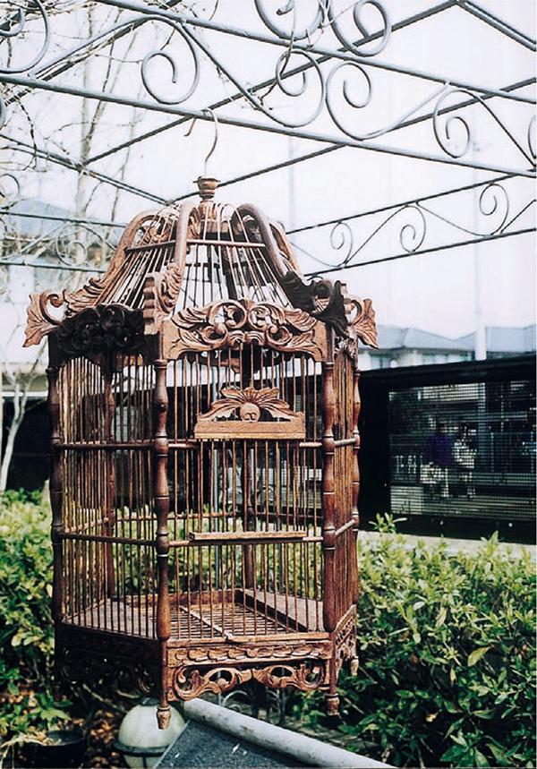 アンティーク鳥かご 六角形 Bタイプ ガーデンアクセサリー オーナメント オブジェ インテリア 雑貨 アンティーク おしゃれ