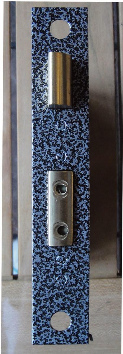錠前 取手との連動型 補助錠 アンティーク
