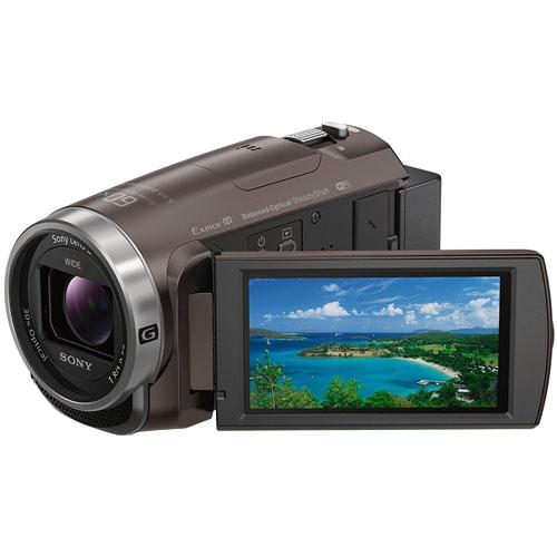 満点の ソニー HDR-CX680-TI デジタルHDビデオカメラレコーダー ブロンズブラウン HDR-CX680-TI, 12g un deux galerie:35c5f707 --- inglin-transporte.ch